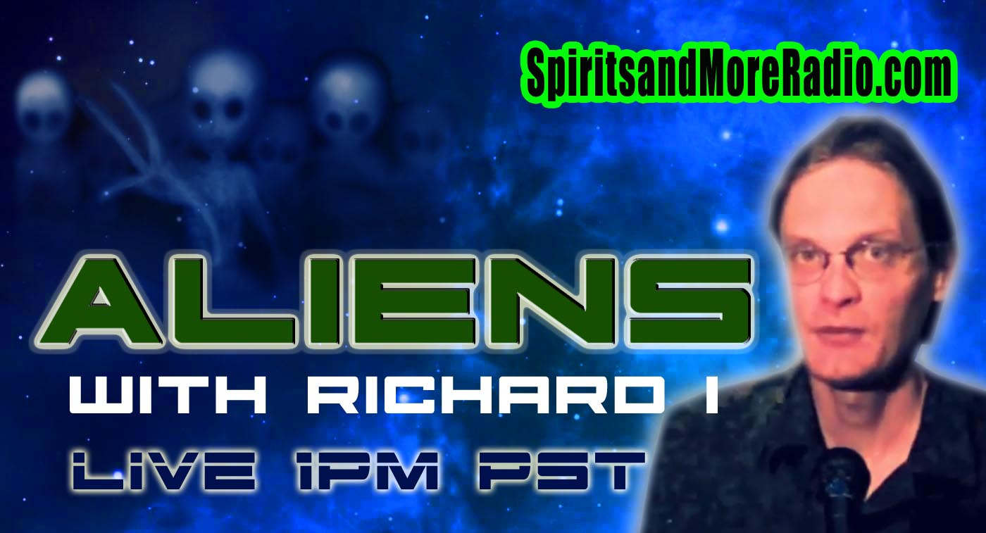Aliens with Richard Iris